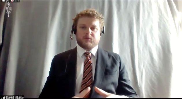 Elmwood-Transcona MP Daniel