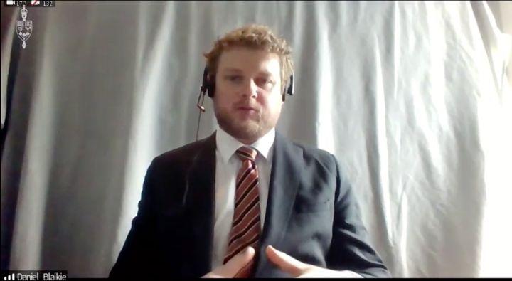 Elmwood-Transcona MP Daniel Blaikie.