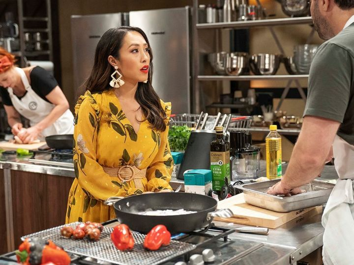 MasterChef Australia: Back To Win judge Melissa Leong