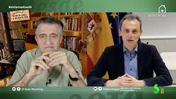 Pedro Duque aclara en 'El Intermedio' si es cierto que un asteroide se acercará a la Tierra este