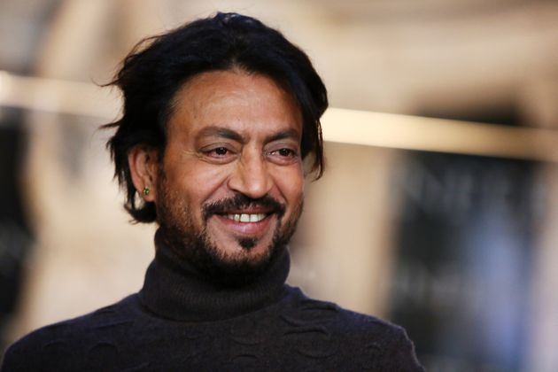 Irrfan Khan attends a photocall for 'Inferno' at Palazzo Vecchio on October 6, 2016 in Florence,