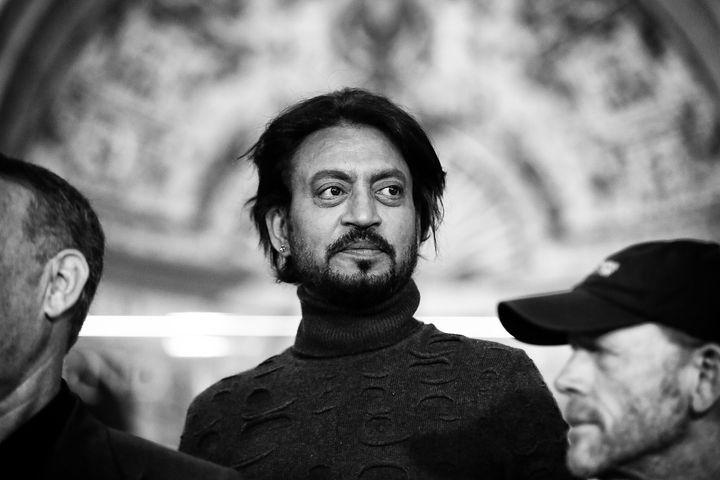 A file photo of Irrfan Khan.