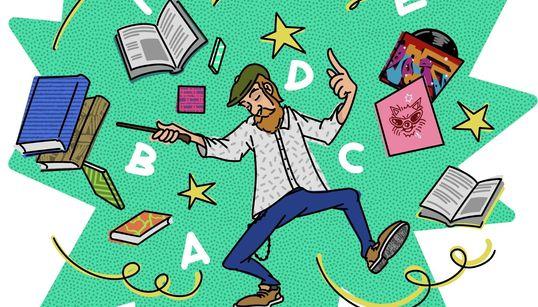 INSTRUCCIONES PARA... Montar la biblioteca o discoteca de tus