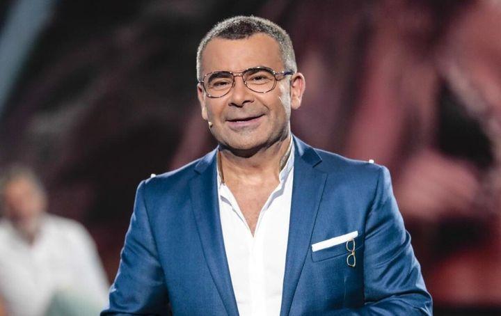 Jorge Javier Vázquez en el plató de 'Supervivientes'.