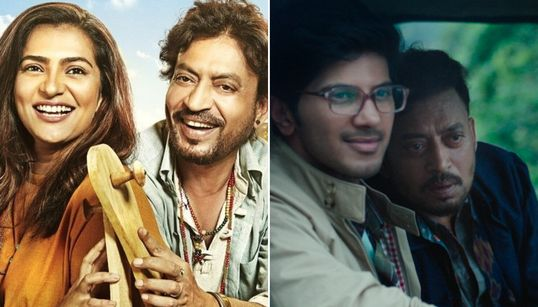 Parvathy And Dulquer Salmaan Recall Working With Irrfan