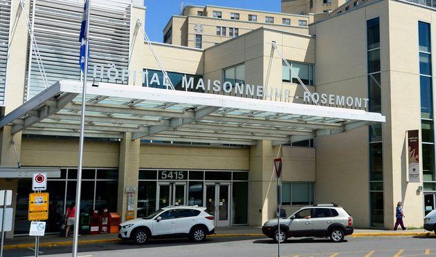 L'Hôpital Maisonneuve-Rosemont est situé sur le boulevard de l'Assomption, dans l'est de...