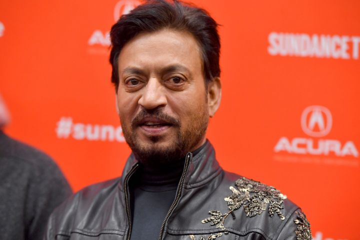 A file photo of Irrfan Khan.