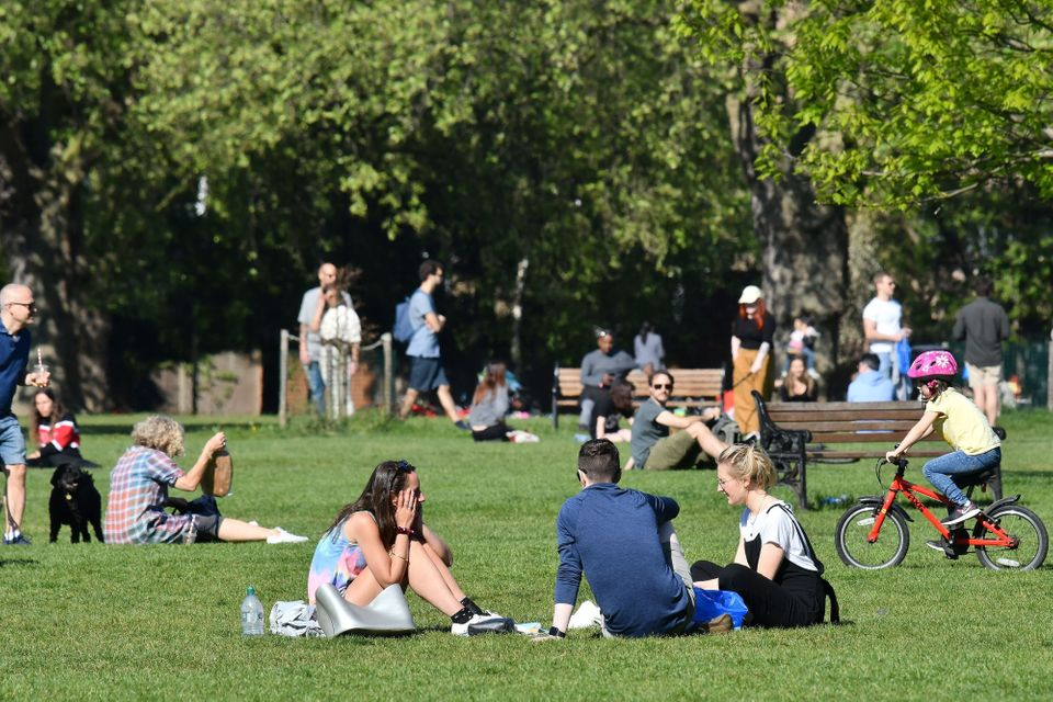 Πάρκο στο Λονδίνο, 25