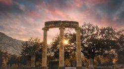 Αρχαία Ολυμπία: Εφαρμογή με τα μνημεία όπως ήταν στην αρχαιότητα σε χορηγία της