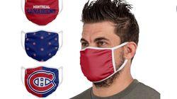 Fans du CH, il y a des masques pour