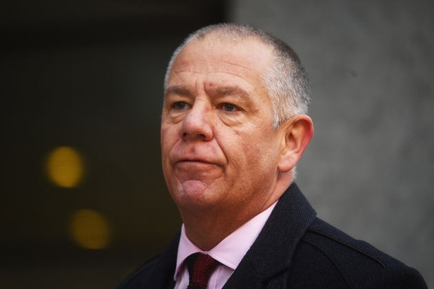 GMB Union Launches Investigation Into Ex-Boss Tim Roache After Misconduct