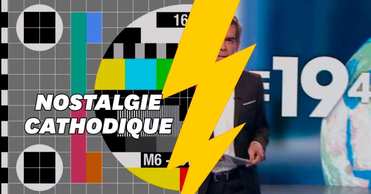 Ce bug sur M6 a rappelé des souvenirs aux télespectateurs