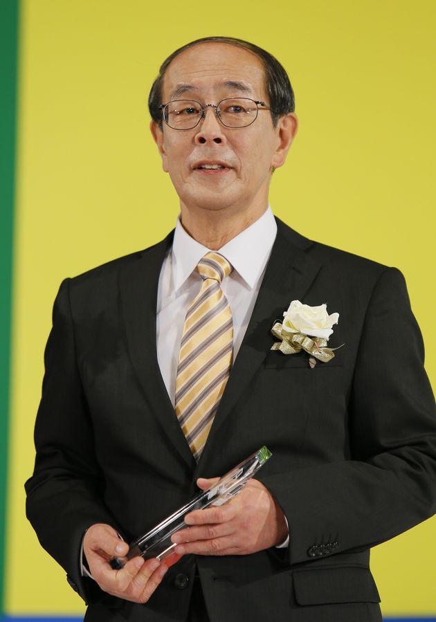 志賀廣太郎さん=2014年
