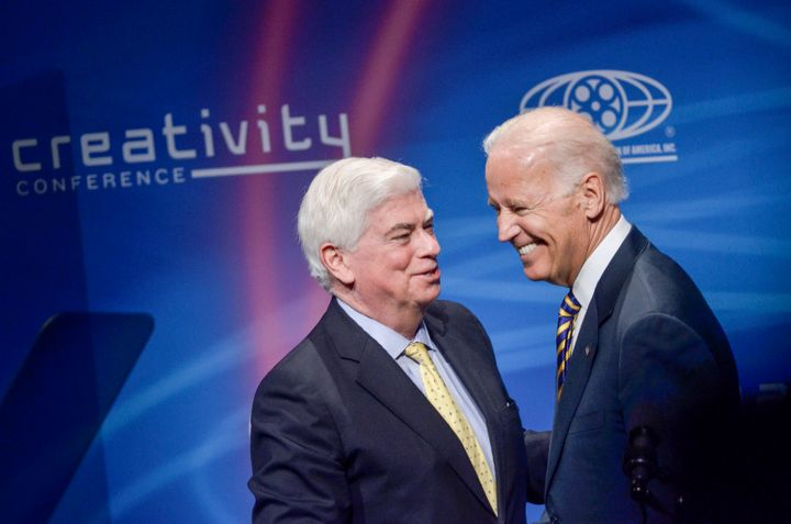 Former Vice President Joe Biden, the presumptive Democratic nominee for president, is relying on former Sen. Chris Dodd, one