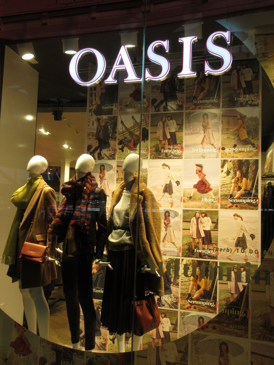 The high street brands are set to disappear as