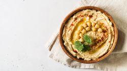 Cuatro recetas para mejorar el hummus de
