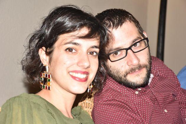Alba y Alberto, representante y cocinero, afectados por