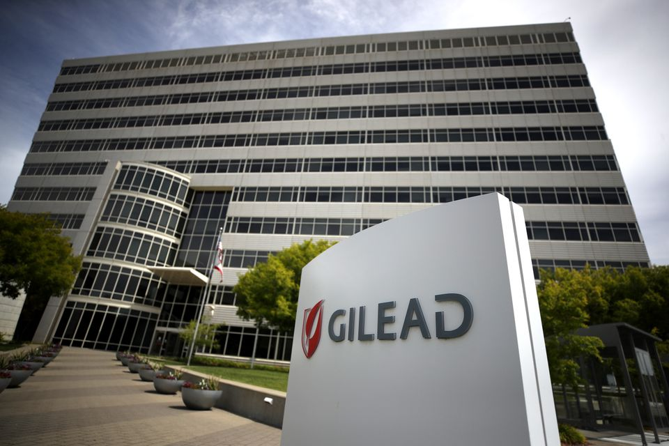 Gilead Sciences headquarters in Foster City,