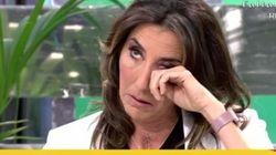 Unas enfermeras de Madrid hacen llorar a Paz Padilla con su mensaje por lo que ha hecho durante la