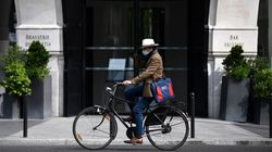 Vous avez le droit de faire du vélo (dans les mêmes conditions que le