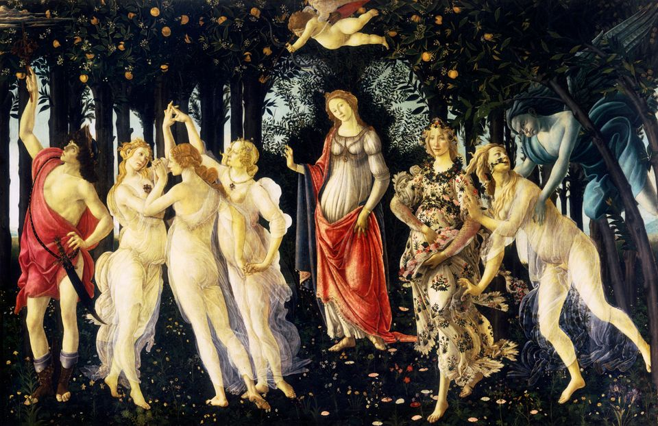 «Primavera»: Επτά (μάλλον άγνωστα) στοιχεία για την «Άνοιξη» του