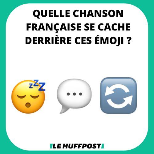 Rebus Emoji Saurez Vous Retrouver Les Chansons Derriere Ces Images Le Huffpost
