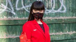 Las marcas de moda apuestan por las mascarillas como nueva vía de