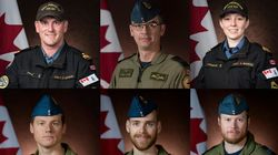 Naval Officer Killed, Others Missing In Canadian Helicopter Crash Near