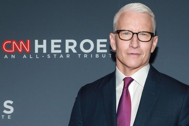Anderson Cooper announced Thursday that he's a new dad. His son, Wyatt Cooper, was born Monday.