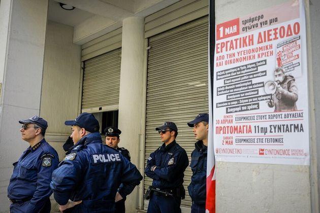 Επί ποδός 3.000 αστυνομικοί για την Πρωτομαγιά - Σαρωτικοί έλεγχοι και