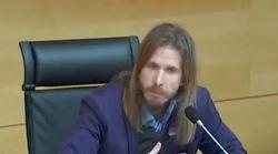 Las inusuales palabras entre un político de Podemos y otro de Ciudadanos: