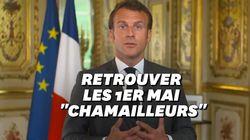 Macron espère