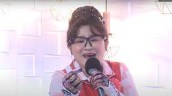 둘째이모 김다비의 '주라주라' 첫 라이브가 공개됐다