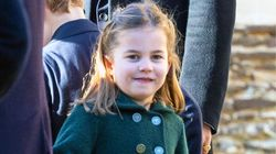 Princess Charlotte Celebrates Fifth