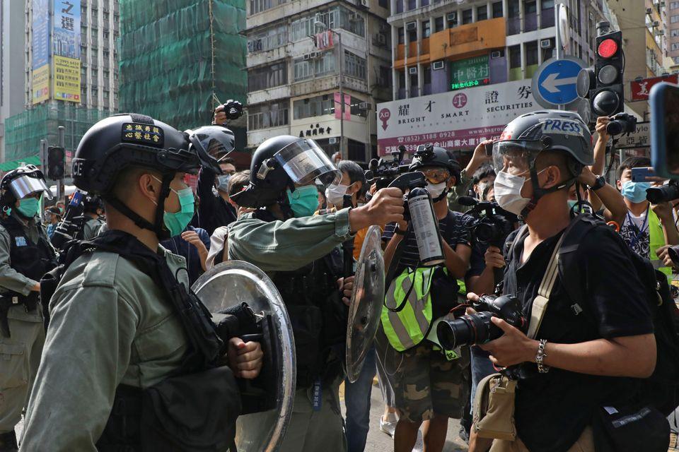 Χονγκ Κονγκ,