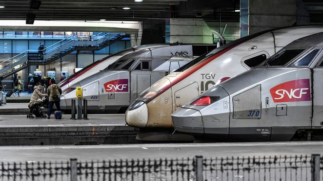 La SNCF pourrait subir un manque à gagner de 3 milliards d'euros à cause du coronavirus (Image d'illustration...