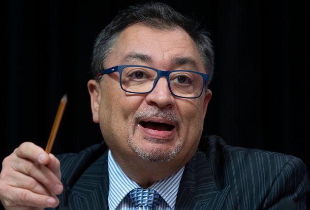 Dr Horacio Arruda, 23 avril