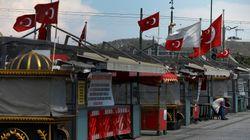 Δύσκολη παραμένει η κατάσταση στην Τουρκία - Στα 2.188 τα νέα κρούσματα του Covid-19 το τελευταίο