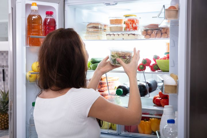 A well-stocked fridge shouldn't be an overcrowded fridge.