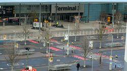 H κοινωνική αποστασιοποίηση στα αεροδρόμια δεν θα πετύχει, σύμφωνα με επικεφαλής του αεροδρομίου