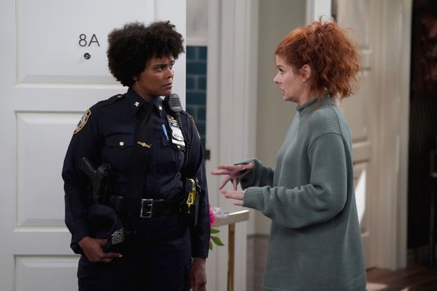 Tabitha Brown appeared in an episode of the final season of