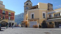 Vietato rientrare a Capri, Ischia e