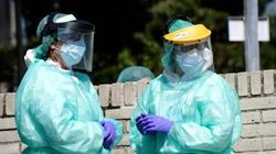 Ligero descenso en la cifra de fallecidos con coronavirus: 276 en las últimas 24