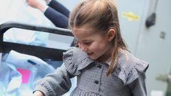 La famille royale publie de nouvelles photos de la princesse