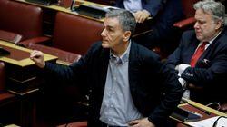 Τσακαλώτος: Η κυβέρνηση παραδέχεται πως οι πολιτικές του ΣΥΡΙΖΑ βελτίωσαν την