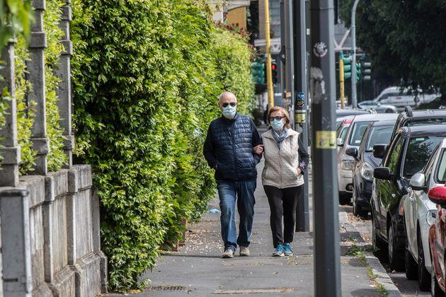 Ιταλία: Μείωση των κρουσμάτων και των νεκρών το τελευταίο