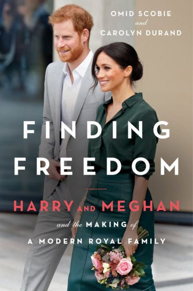 Meghan Markle, Prince Harry Book Finding Freedom Coming Out This Summer