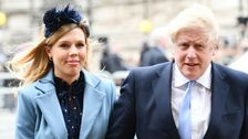 Boris Johnson's Son Named After Doctors Who Saved His Life When He Had COVID-19