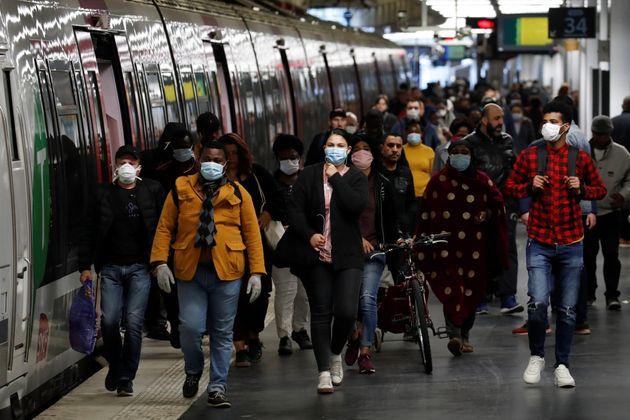 Déconfinement: le plan de Valérie Pécresse pour les transports franciliens (photo...
