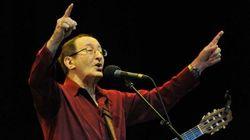Le chanteur Idir, ambassadeur de la chanson kabyle, est